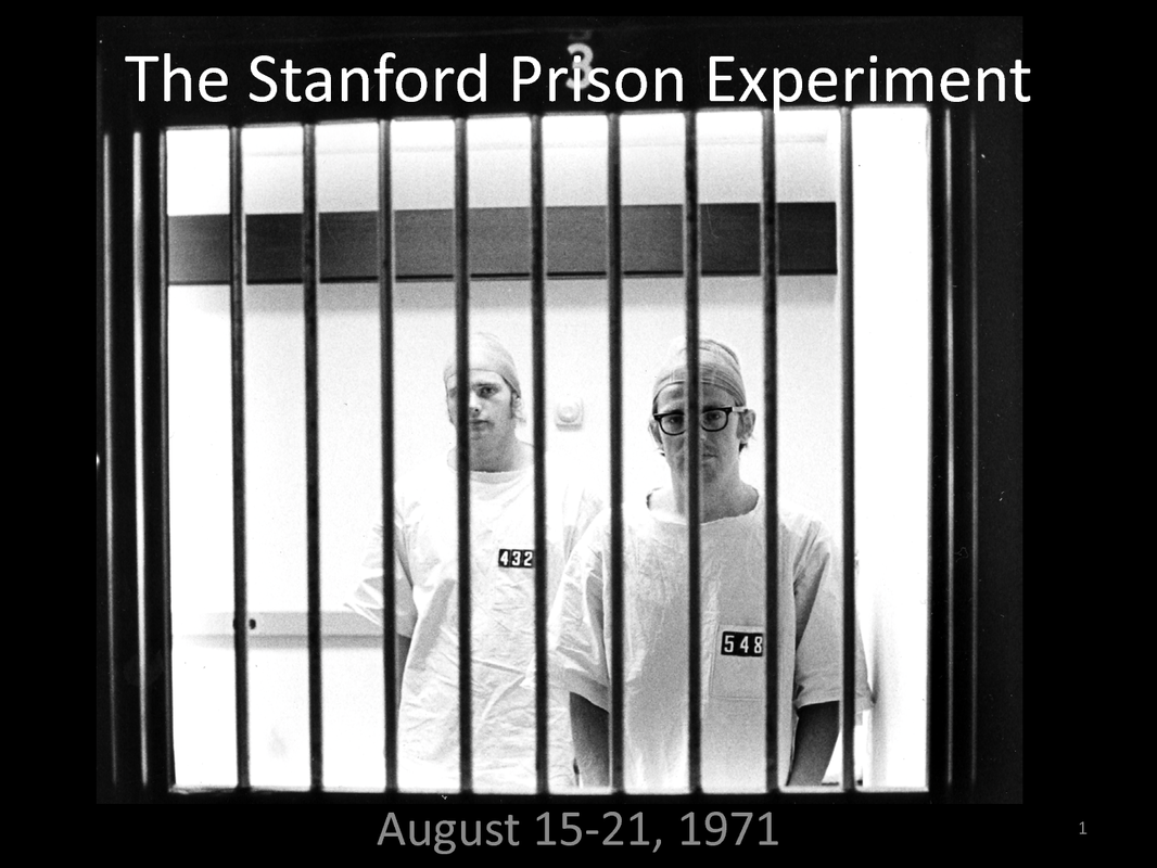 the psychological effects of the zimbardo prison experiment A recent article revisits the famous stanford prison experiment  the  psychological effects of incarceration and an advocate for prison reform.